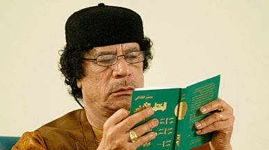 Muammar Gaddafi's speech at the 64th UN General Assembly in 2009