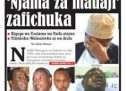Another Tanzanian newspaper banned from publishing