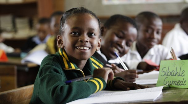 Corporates and partners reform African education