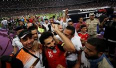 Egypt rejoices after first World Cup berth in 28 years