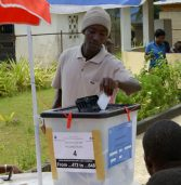 Vote counting on-going as Liberians await initial poll results