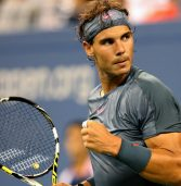 Rafael Nadal is world number one