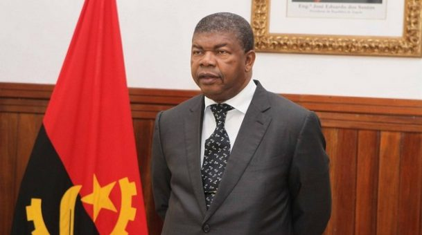 Angola president on elimination mode