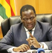 Mnangagwa sworn in as president – Zimbabwe