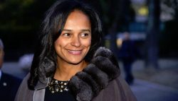 Isabel Dos Santos sacked from Angola state oil firm