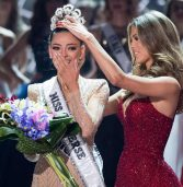 Nel-Peters crowned Miss Universe