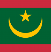 New flag and anthem for Mauritania