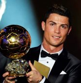 Ronaldo wins 5th Ballon dÓr