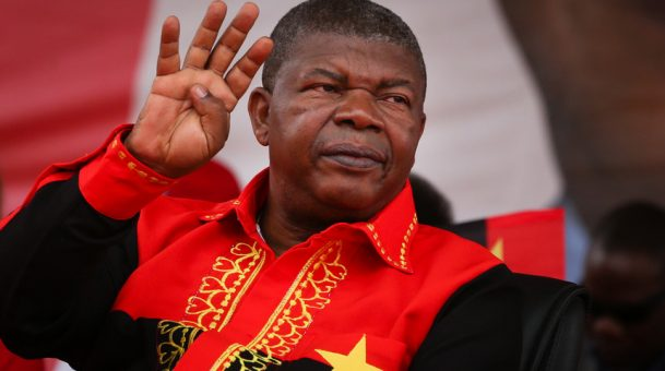 Angola's leader vows to fight corruption