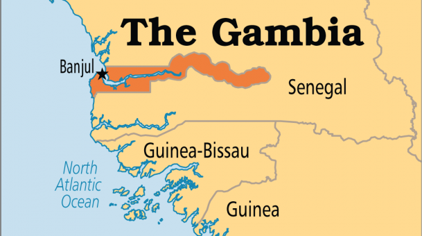 Is there progress in The Gambia, one year after Yahya Jammeh?