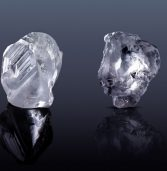 Lesotho mine discovers massive 100 carat diamonds