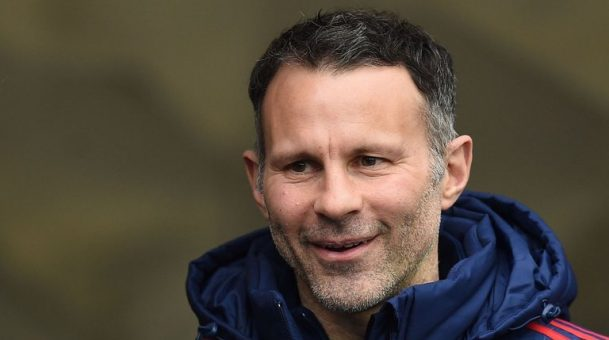 Ryan Giggs appointed Wales coach