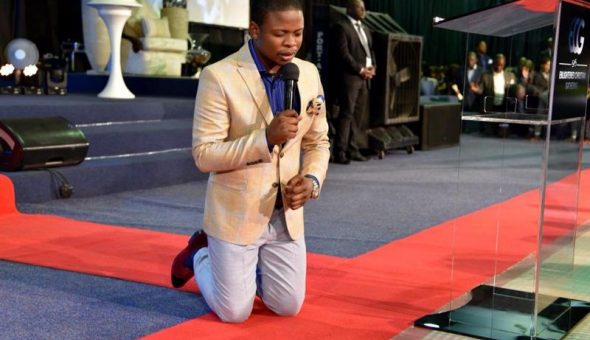 Botswana bans Shepherd Bushiri's churches