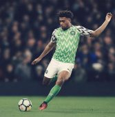 Nigerian World Cup jersey thrills supporters