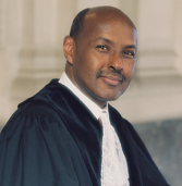 Somali judge elected President of International Court of Justice