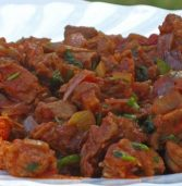 African recipe: Tanzanian meat stew