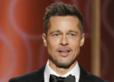 Brad Pitt unhurt after car crash