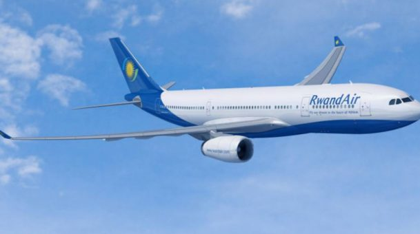 RwandAir flies to Cape Town, through Harare, four times a week