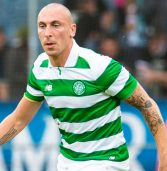 Scott Brown ends Scotland career