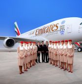 Emirates named 'Airline of the Year'
