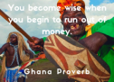 African Proverb of the Day 19/03/2018