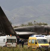 Death toll in Algerian plane crash rises to 257