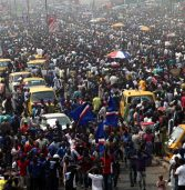 Nigerian population nears 200 million