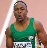 Surprise South African win in 100m final