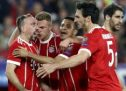 Bayern Munich, Real Madrid reach semi-finals