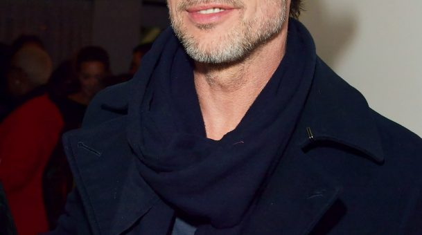 Brad Pitt happier after Jolie split