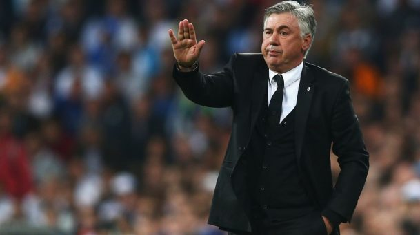 Carlo Ancelotti rumoured to be next Italy coach
