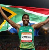 Caster Semenya wins 1,500m gold, aims to add 800m gold