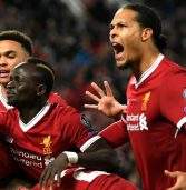 Liverpool thump City in UCL quarter-final