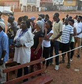Sierra Leone votes in run-off
