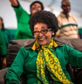 Six invaluable quotes by Winnie Mandela