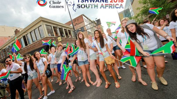 South Africa to host World Choir Games