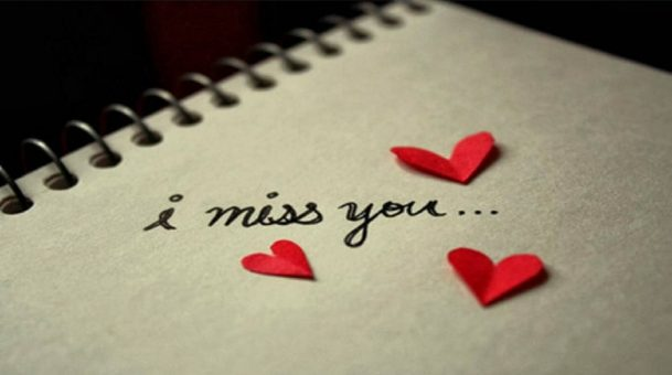 Long missing you messages
