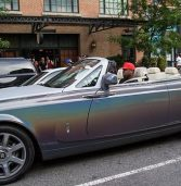50 Cent buys himself a Rolls-Royce for 43rd birthday
