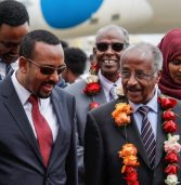 Ethiopia, Eritrea leaders preach peace, love, and unity at concert