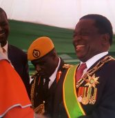 Mnangagwa calls for unity in inaugural ceremony speech