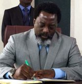 Kabila to resign as DRC president