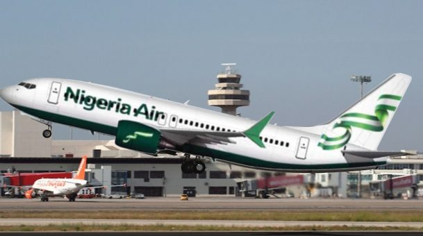 Nigeria stops new national aircraft programme