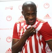 Yaya Toure re-joins Olympiakos
