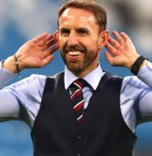 Gareth Southgate applauds Three Lions 'courage' after win in Seville