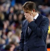 Real Madrid sack Lopetegui as manager