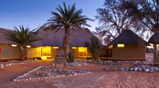 How to spend a day in Namibia