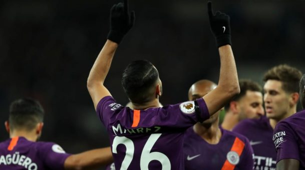 Man City returns to the summit of the Premier League