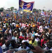 Election campaigns started in the DRC