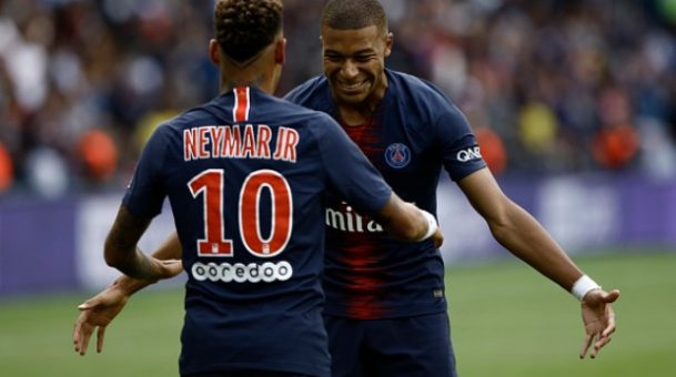 Neymar and Mbappe injury blow for PSG