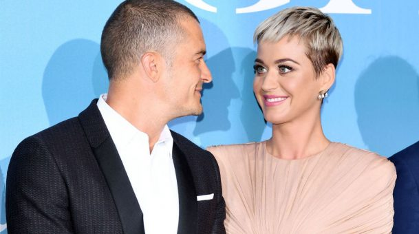 Katy Perry engaged
